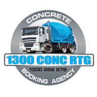 concrete booking agency