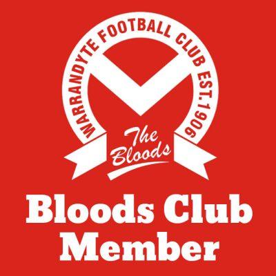 WFC Bloods Club Member