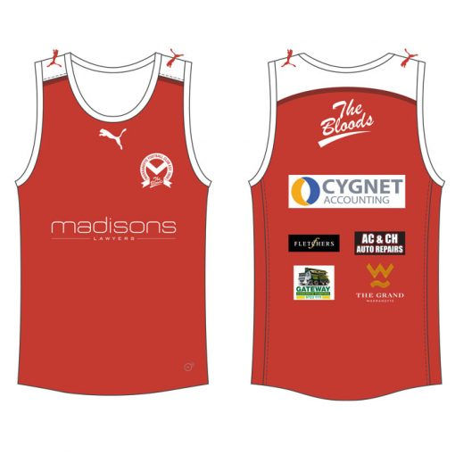 WFC Training Singlets