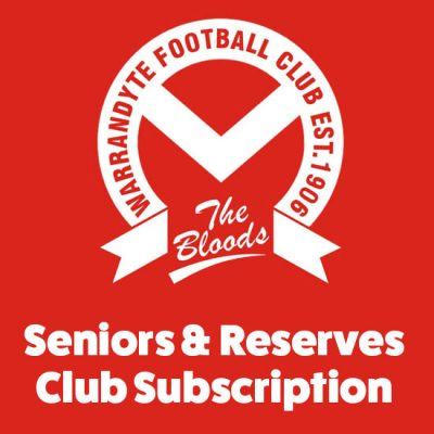senior and reserves subscription