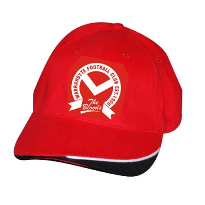 warrandyte football caps