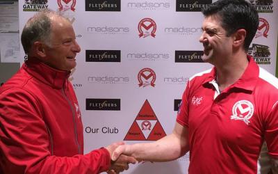 New Senior Coach 2018 – Anthony McGregor