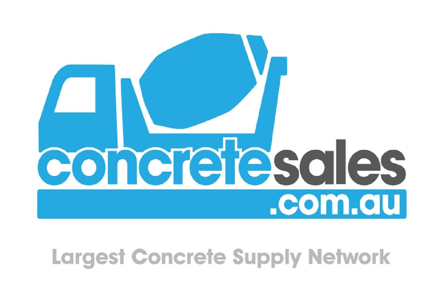 concrete sales