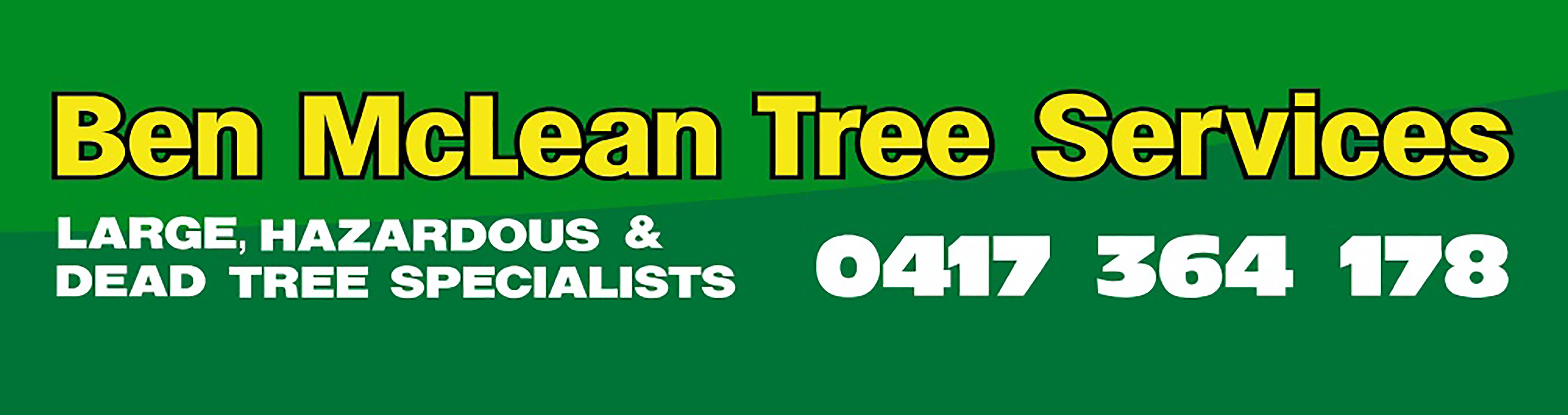 ben mclean tree services