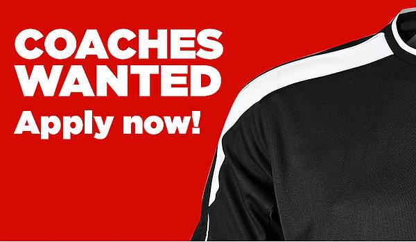Seeking Reserves and U19's Coaches