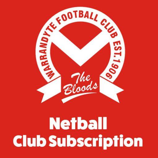 netball subscription