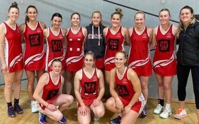 Warrandyte Swans Netball Team