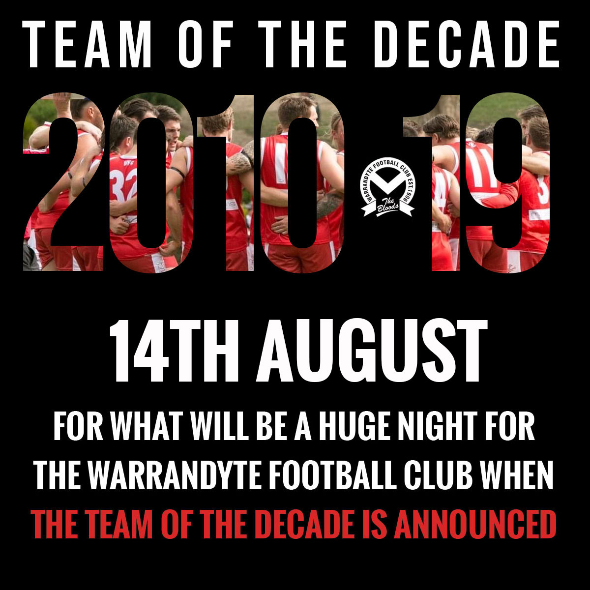 WFC team of the decade 14th August